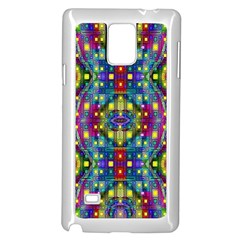 Artwork By Patrick Pattern 23 Samsung Galaxy Note 4 Case (white)