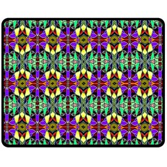 Artwork By Patrick Pattern 24 Fleece Blanket (medium)
