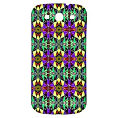 Artwork By Patrick Pattern 24 Samsung Galaxy S3 S Iii Classic Hardshell Back Case