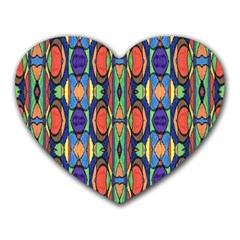 Pattern 26 Heart Mousepads