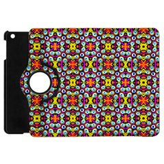 Pattern 28 Apple Ipad Mini Flip 360 Case
