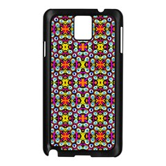 Pattern 28 Samsung Galaxy Note 3 N9005 Case (black)