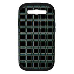 Pattern 29 Samsung Galaxy S Iii Hardshell Case (pc+silicone)