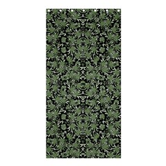 Camouflage Ornate Pattern Shower Curtain 36  X 72  (stall)  by dflcprints