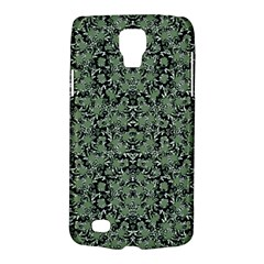 Camouflage Ornate Pattern Galaxy S4 Active by dflcprints