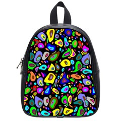 Artwork By Patrick Pattern 30 School Bag (small)