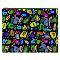 Artwork By Patrick Pattern 30 Cosmetic Bag (xxxl)