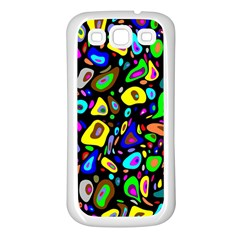 Artwork By Patrick Pattern 30 Samsung Galaxy S3 Back Case (white)
