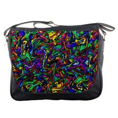 Artwork By Patrick Pattern 31 1 Messenger Bags