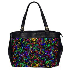 Artwork By Patrick Pattern 31 1 Office Handbags