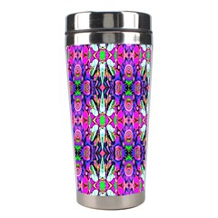 Pattern 32 Stainless Steel Travel Tumblers by ArtworkByPatrick