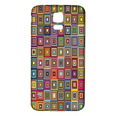 Artwork By Patrick Pattern 33 Samsung Galaxy S5 Back Case (white)