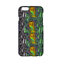 May Be A Woman In Manga Fire Apple Iphone 6/6s Hardshell Case by pepitasart