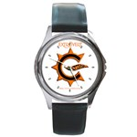 Extrovert Watch Round Metal Watch