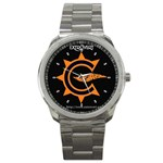Extrovert  Sport Metal Watch