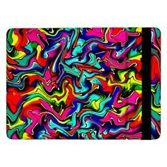 Pattern 34 Samsung Galaxy Tab Pro 12 2  Flip Case