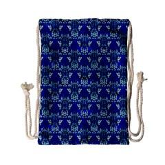 Artwork By Patrick Victorian Drawstring Bag (small) by ArtworkByPatrick