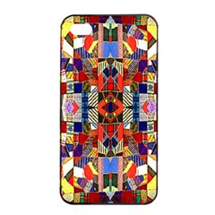 Pattern 35 Apple Iphone 4/4s Seamless Case (black)