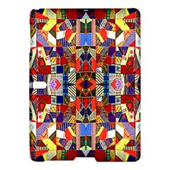 Pattern 35 Samsung Galaxy Tab S (10 5 ) Hardshell Case  by ArtworkByPatrick