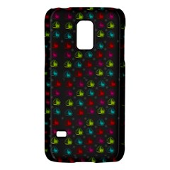 Roses Raining For Love  In Pop Art Galaxy S5 Mini by pepitasart
