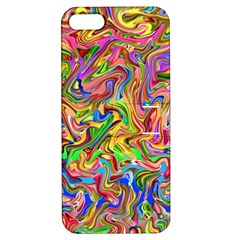 Colorful 2 Apple Iphone 5 Hardshell Case With Stand