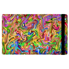 Colorful 2 Apple Ipad Pro 12 9   Flip Case by ArtworkByPatrick
