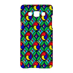 Colorful 4 Samsung Galaxy A5 Hardshell Case  by ArtworkByPatrick