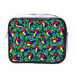 Colorful 4 1 Mini Toiletries Bags