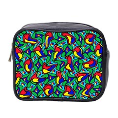 Colorful 4 1 Mini Toiletries Bag 2 Side