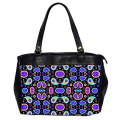 Colorful 5 Office Handbags (2 Sides)