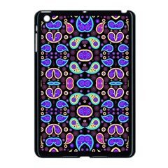 Colorful 5 Apple Ipad Mini Case (black) by ArtworkByPatrick