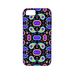 Colorful 5 Apple Iphone 5 Classic Hardshell Case (pc+silicone)