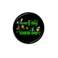 Earth Day Hat Clip Ball Marker (10 Pack) by Valentinaart