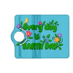 Earth Day Kindle Fire Hd (2013) Flip 360 Case by Valentinaart