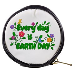 Earth Day Mini Makeup Bags by Valentinaart