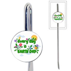 Earth Day Book Mark by Valentinaart