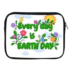 Earth Day Apple Ipad 2/3/4 Zipper Cases by Valentinaart