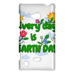 Earth Day Nokia Lumia 720 by Valentinaart