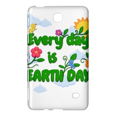 Earth Day Samsung Galaxy Tab 4 (7 ) Hardshell Case  by Valentinaart