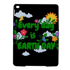 Earth Day Ipad Air 2 Hardshell Cases by Valentinaart