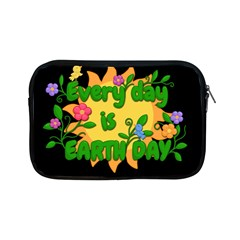 Earth Day Apple Ipad Mini Zipper Cases by Valentinaart