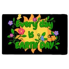 Earth Day Apple Ipad Pro 12 9   Flip Case