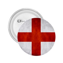 England Flag 2 25  Buttons by Valentinaart