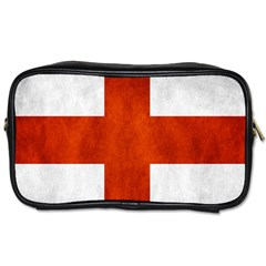 England Flag Toiletries Bags 2 Side by Valentinaart