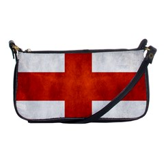 England Flag Shoulder Clutch Bags by Valentinaart