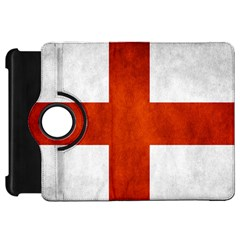 England Flag Kindle Fire Hd 7  by Valentinaart