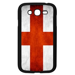 England Flag Samsung Galaxy Grand Duos I9082 Case (black) by Valentinaart