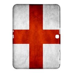 England Flag Samsung Galaxy Tab 4 (10 1 ) Hardshell Case  by Valentinaart