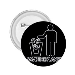 Save The Planet   Religions  2 25  Buttons by Valentinaart