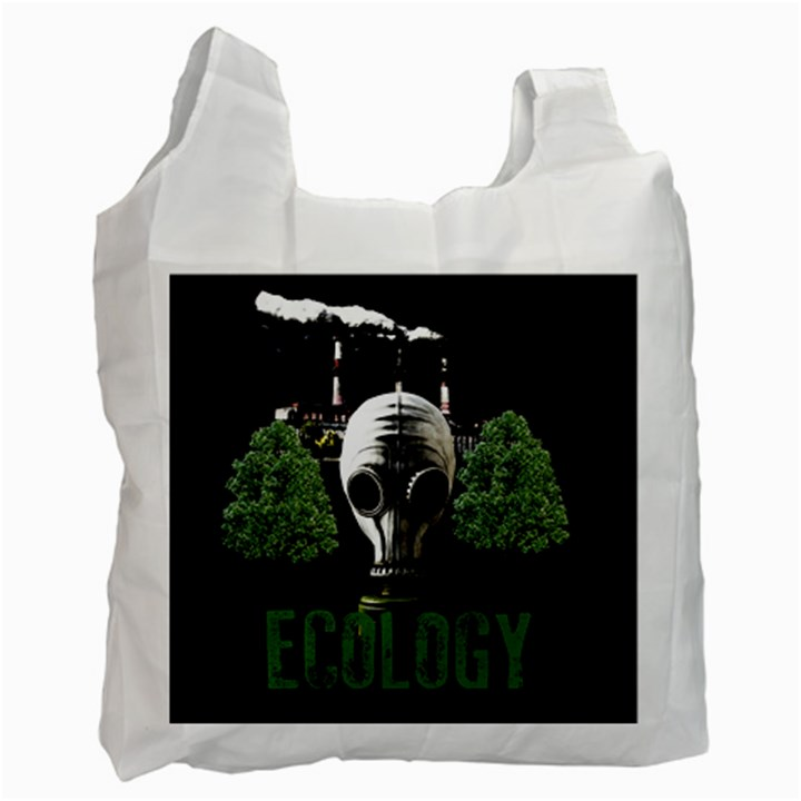 Ecology Recycle Bag (One Side)